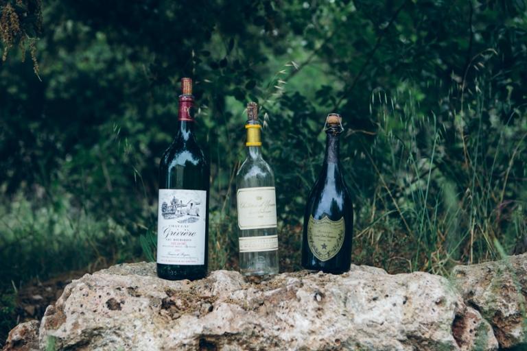 vineyard wedding Provence