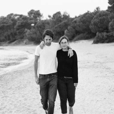 Marcus and Hanni