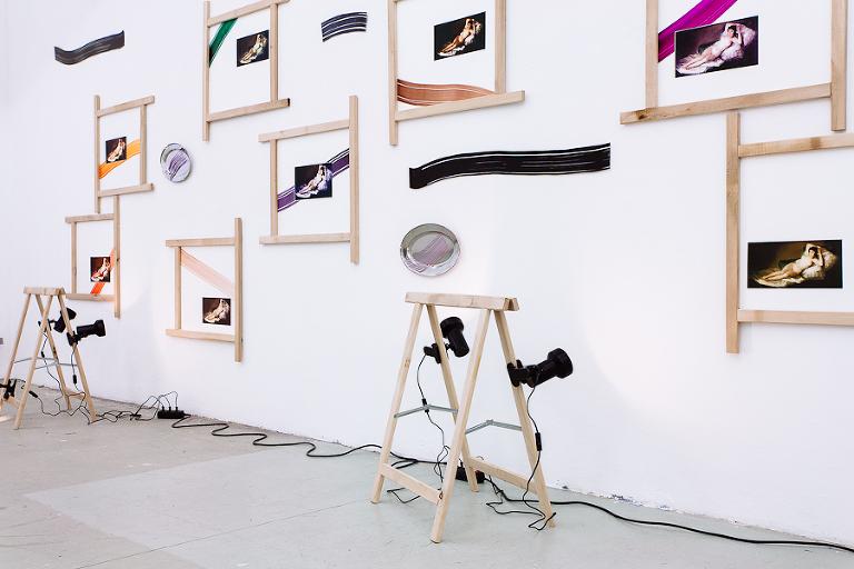 installation Hanni Wurm