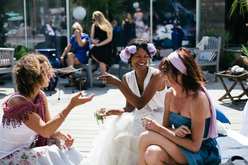 mariage plage Cavalière