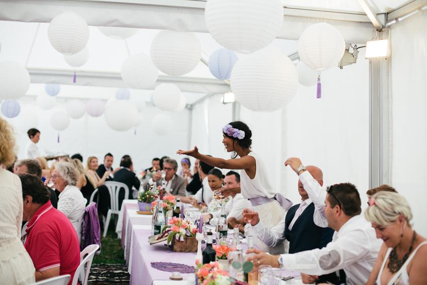 wedding tent France