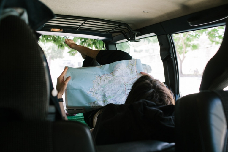 Volvo 940 trunk