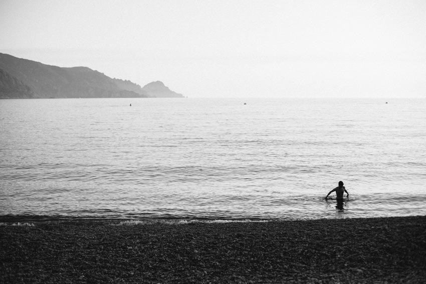 Bussaglia beach