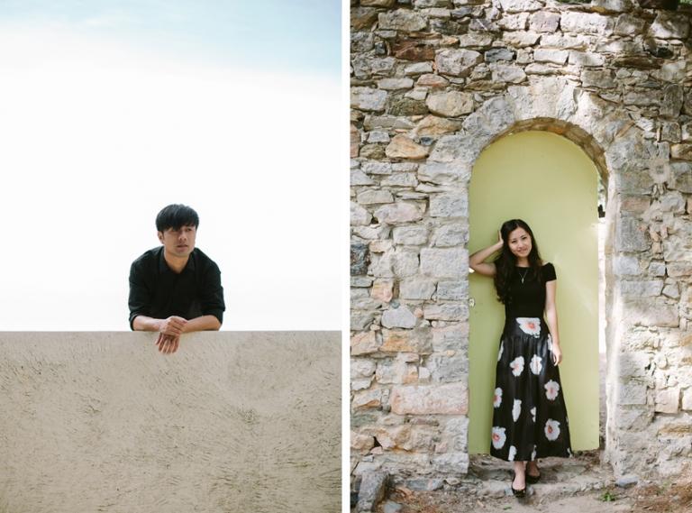 pre wedding photo shoot China France