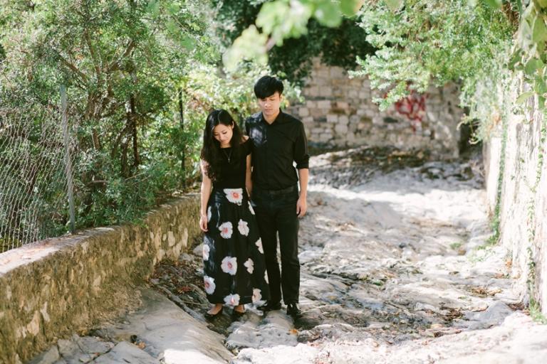 couple photo shoot Provence