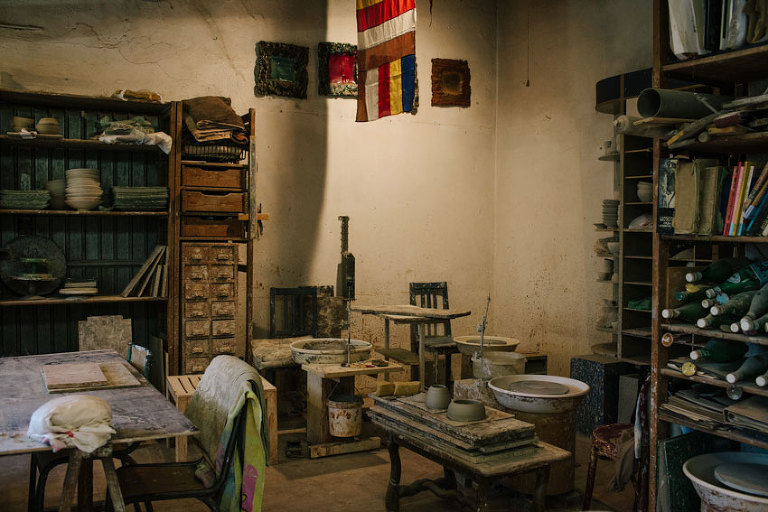 studio potter france