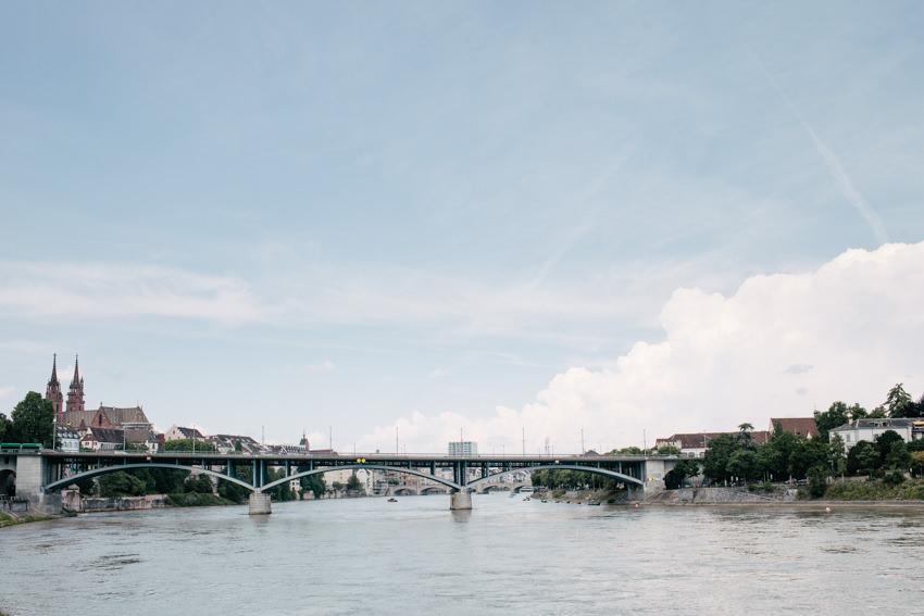 Wettsteinbrücke Basel 2017