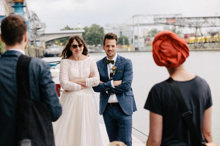 Hochzeitsfotograf Basel Ostquai