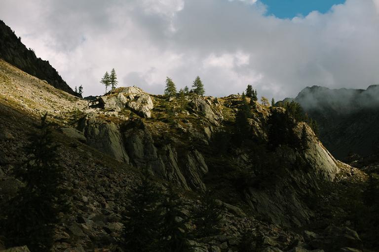 Hochgebirge Frankreich