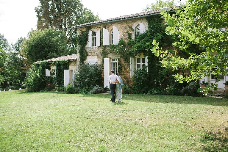 Hochzeit Landhaus Gascogne