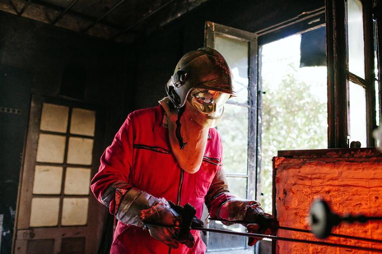 Keramikstudio-Frankreich