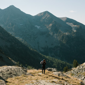 hiking photo French Alps